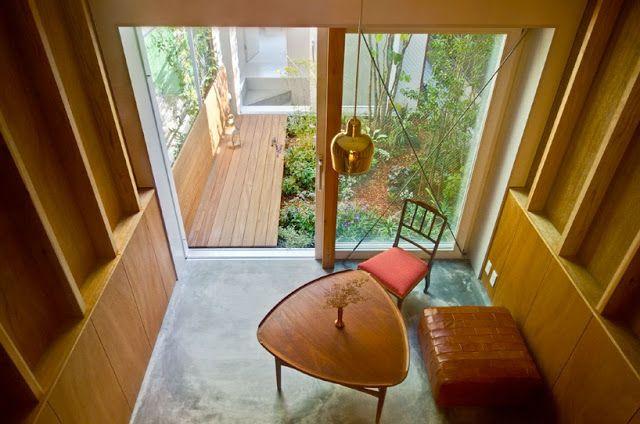 The Split House / Atelier Bow Wow