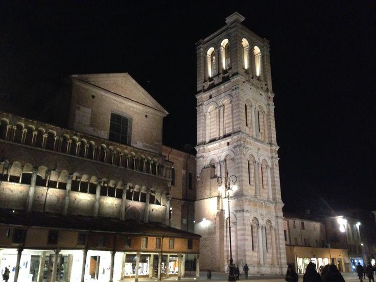 #Ferrara il #duomo