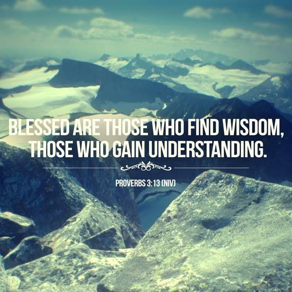 Proverbs 3:13