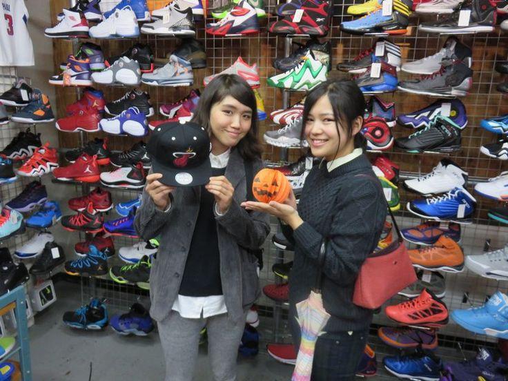 【新宿2号店】2014.10.15 スナップ写真ご協力ありがとうございました(^o^)vプレゼント喜ばれるといいですね☆また遊びに来て下さい~~