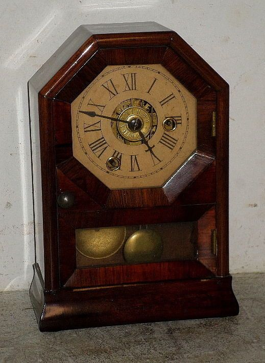 Early 1850's Seth Thomas Cottage Clock--Plymouth Hollow ...