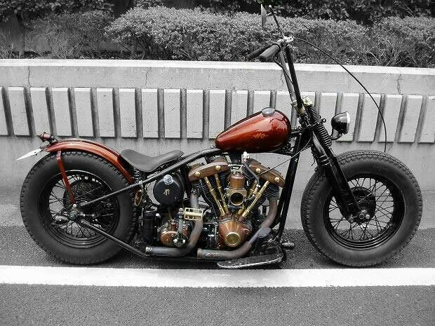 Hate the wide front but that motor is beautiful