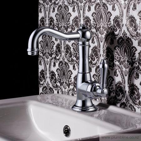 Regal Highrise Basin Mixer - Regal / Classic - Bathroom Tapware - Bathroom