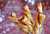 Torsades feuilletées au jambon et parmesan : Etape 3