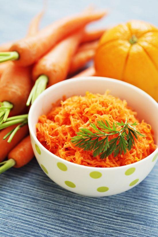 Hummus di carote vegano - (Mamma Felice)