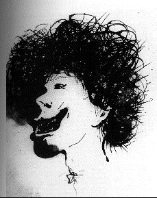 The Artwork of Victor Hugo - Gavroche (from Les Miserables)