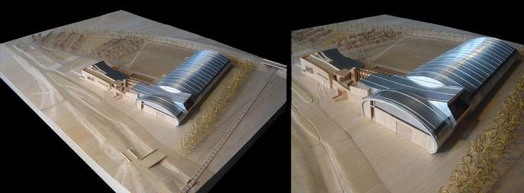 Maquetas de arquitectura Sevilla