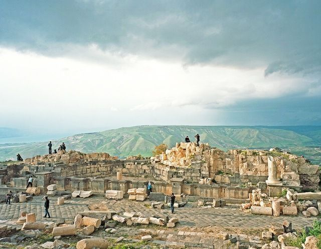 Umm Qais, Jordania, from the series 'Imperium Romanum'