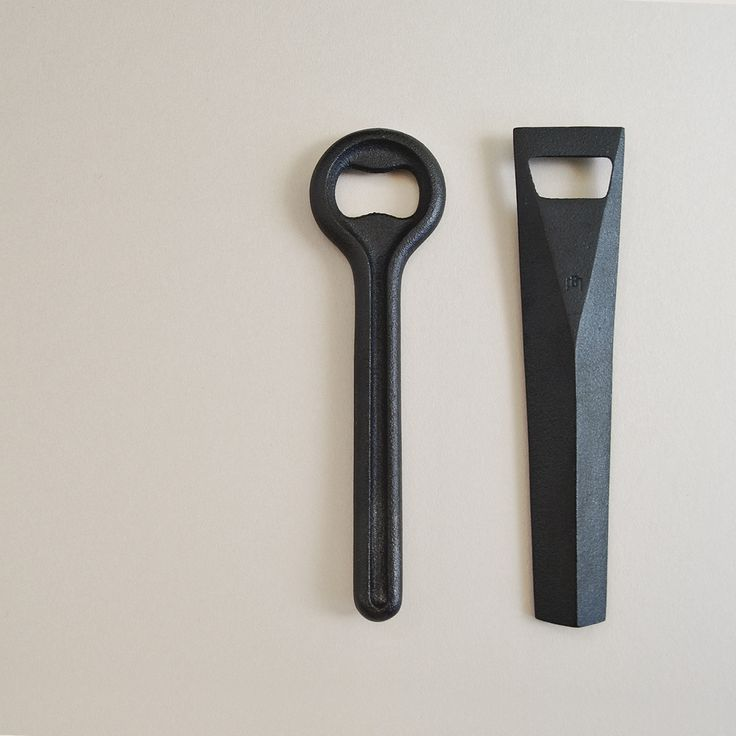 Bottle Opener - Nanbutekki Cast Iron   南部鉄器 栓抜き from An Astute Assembly - aaaselect