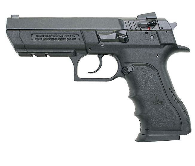 Magnum Research Baby Desert Eagle II, .40SW, Polymer, Full Size, 12 round