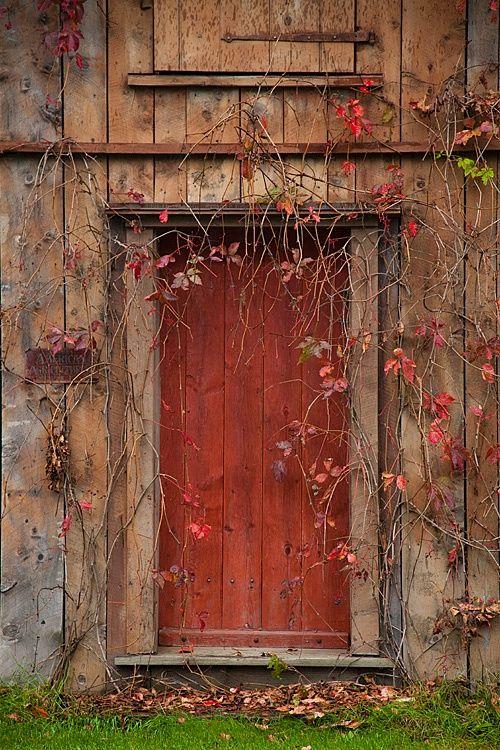 old door <3