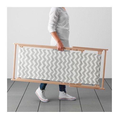 MYSINGSÖ Chaise de plage - pliable gris, - - IKEA