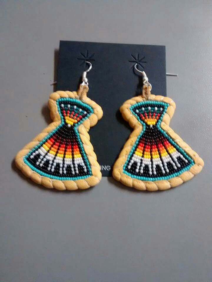 466 best native beaded jewelry images on pinterest seed for Native design