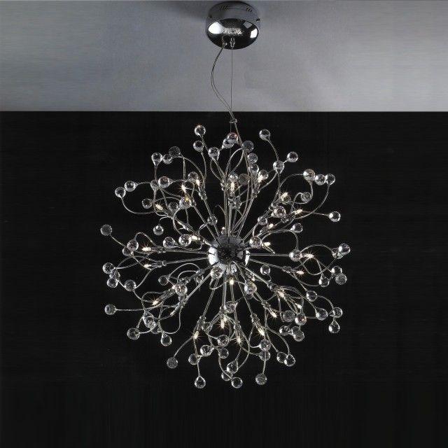 Brizzo Sfera Modern Crystal Chandelier Chandeliers