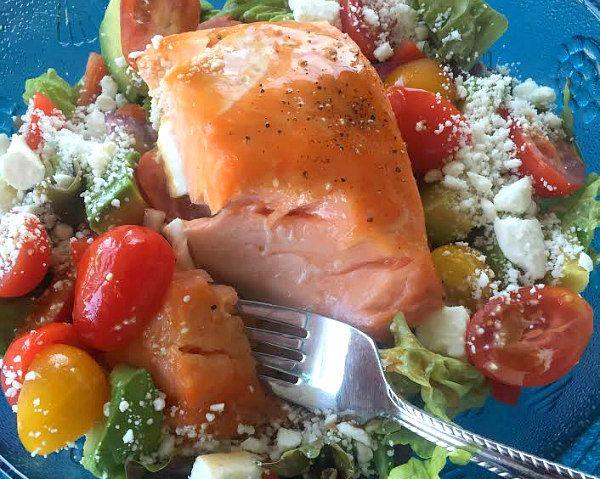 Best Salmon Marinade