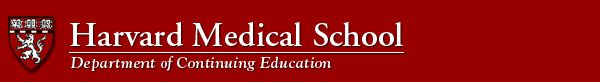 Harvard Medical School: Department of Continuing Education