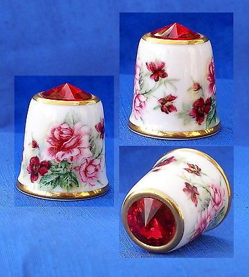 Sutherland Jewelled Thimble Roses | eBay /  May 22, 2014 / GBP 15.13 / 887.85 RUB