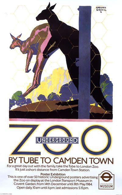 Zoo, London Underground