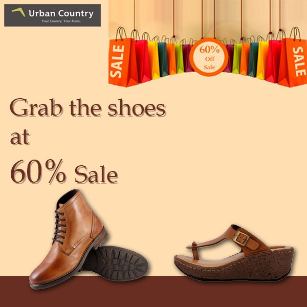 Browse our sale on men's & women's ‪#‎footwear‬ & find accessibly priced ‪#‎shoes‬ in a wide variety of styles & sizes. Register today! http://bit.ly/MyUrbanCountryRegistration