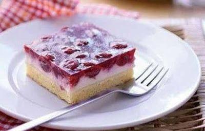 Receptek, és hasznos cikkek oldala: Meggyes sütemény – megunhatatlan!