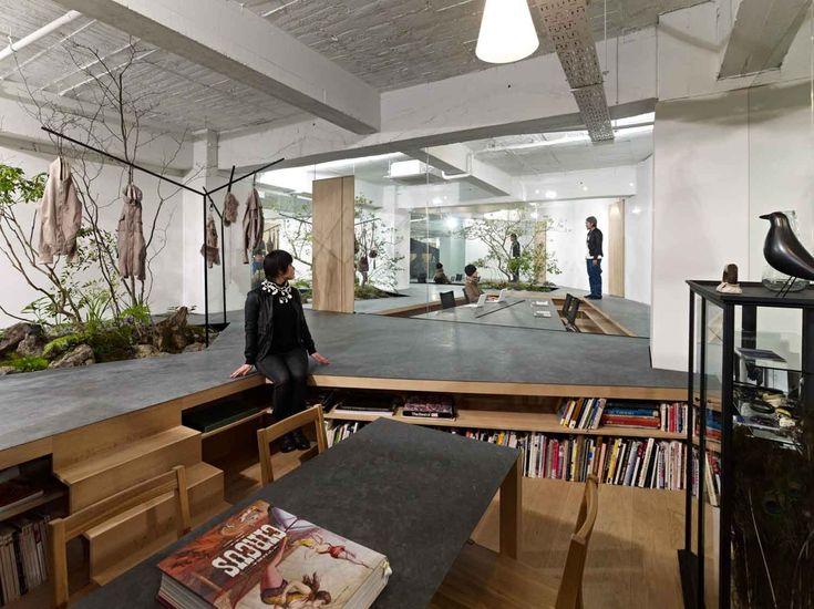 Sisii Showroom By Yuko Nagayama U0026 Associates // Kobe, Japan.