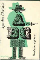 """""""Mord etter alfabetet"""" av Agatha Christie"""