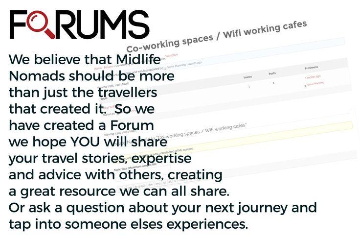 Forums Midlife Nomads
