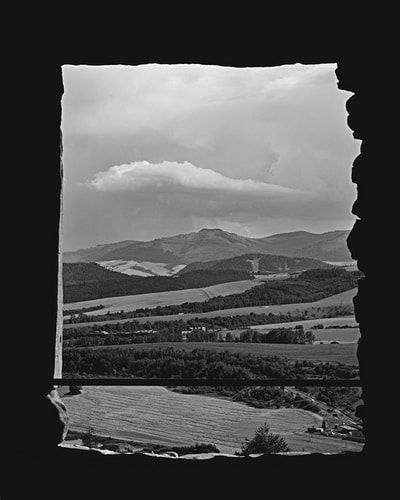 bwstock.photography - photo | free download black and white photos  //  #view #window #landscape