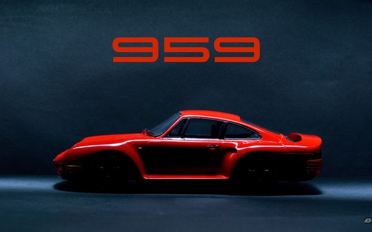 Porsche 959. We wouldn't be were we are with super cars without this bad boy