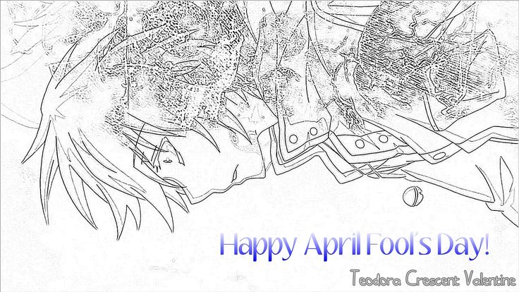 Happy April Fool's Day! #1