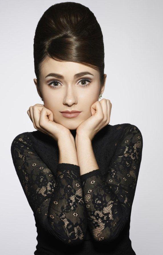 Audrey Hepburn Frisur Frisuren Trendfrisuren2019 Frisurideen