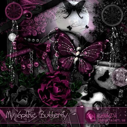 gothic butterfly wallpaper wwwpixsharkcom images