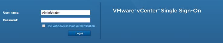 vCenter running in VMWare Workstation without DNS