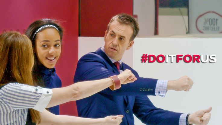 Nissan / #DoItForUs: Get behind Team GB and ParalympicsGB (Full film) | Nissan an...