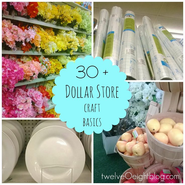 176 Best Dollar Store Decorating Images On Pinterest