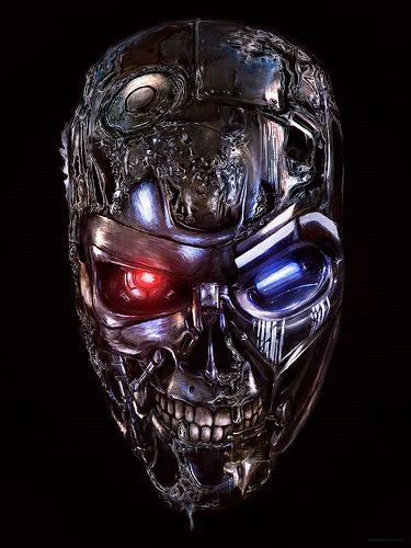 Los Exterminadores De Skynet (Terminator)   Estos organismos…   Flickr