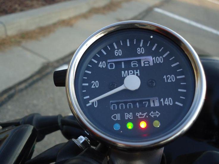 1981 Honda CB750c Brat Build