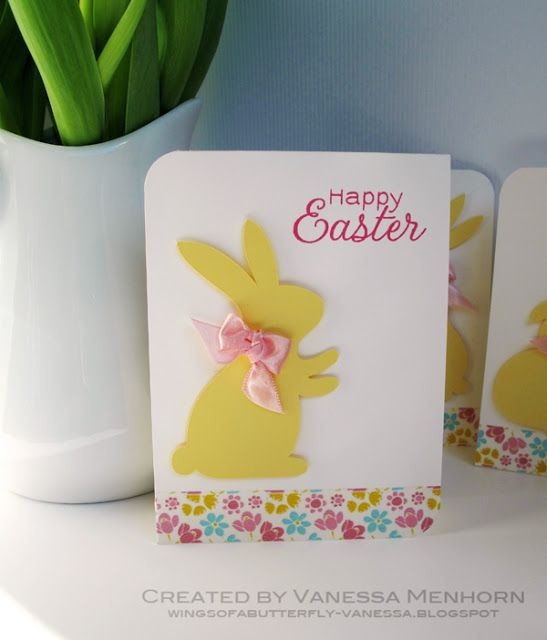 Quick Easter Cards