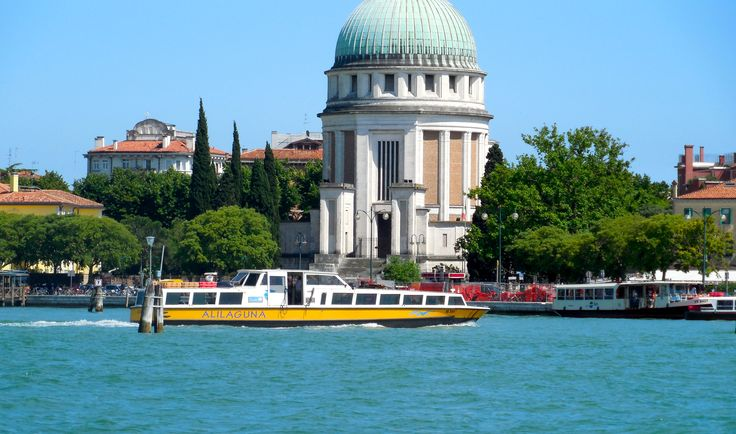 how to get from venice marco polo airport to venice