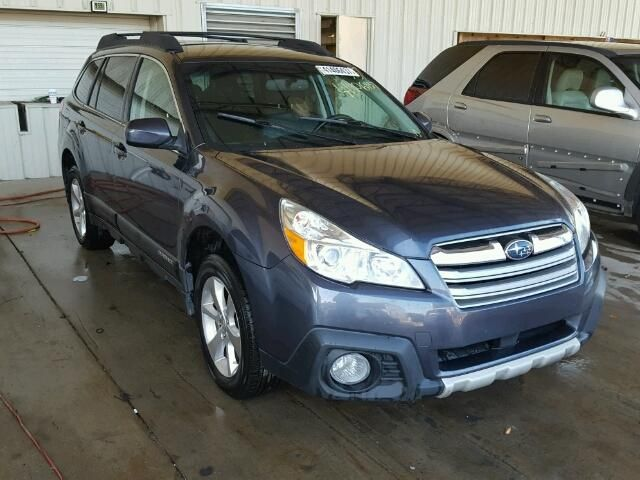 Salvage 2014 Subaru Outback