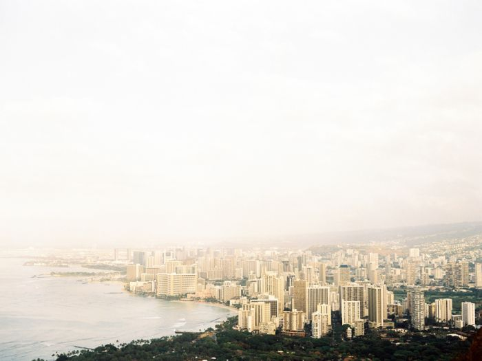 Views of Waikiki from Above   photography by http://ashleykelemen.com/