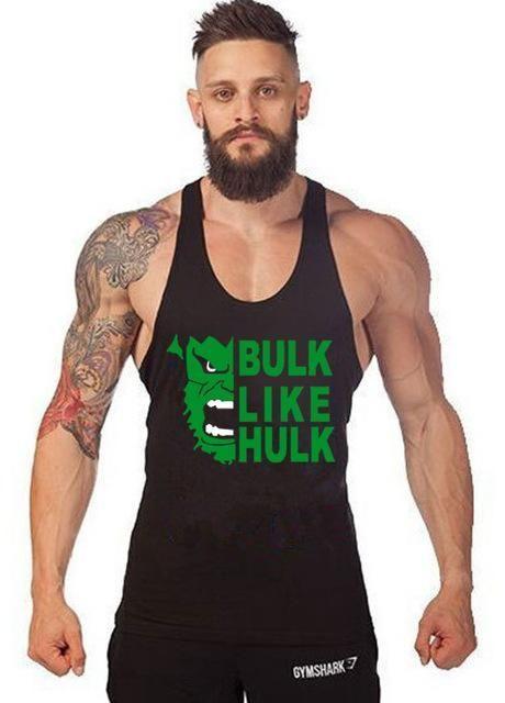 Brand Bodybuilding Stringer Tank Tops Mens Sportwear Vest Fitness Men golds gyms Clothing sleeveless t shirts muscle singlets