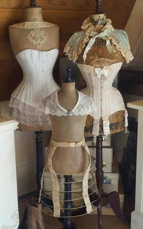 Vintage corsets