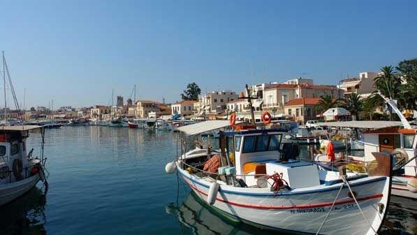 Port of Aegina
