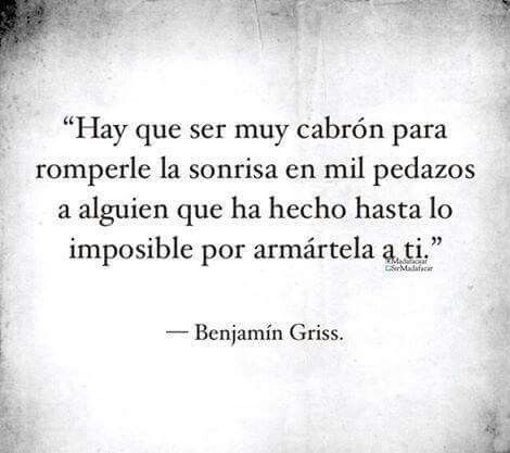 Benjamín Grisd*