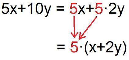 Ausklammern und Ausmultiplizieren von Klammern einfach erklärt mit Beispielen und Aufgaben zum üben. Online Mathe lernen mit Studimup.