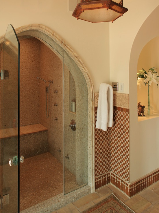 Awesome Spanish Colonial Bathroom Bathrooms Pinterest