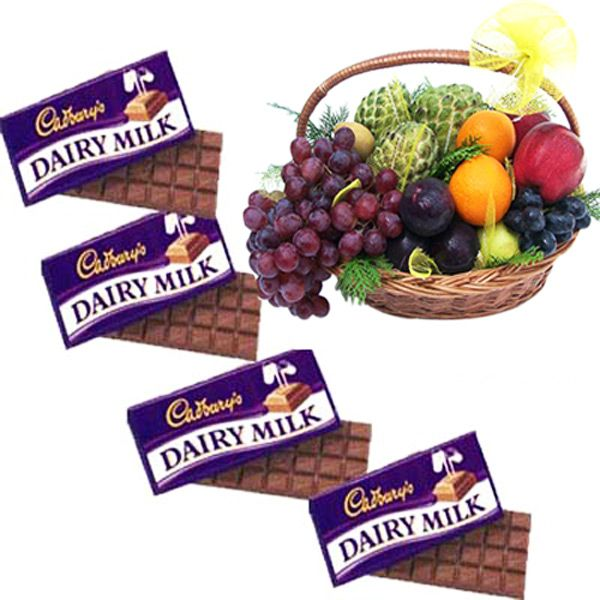 Send delicious fruit hampers to India from our online store at Tajonline.com. For more information click here: http://www.tajonline.com/gifts-to-india/gifts-FGA202.html