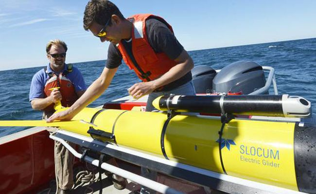 Underwater Gliders Could Bring More Accurate Hurricane Predictions