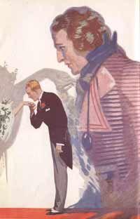 Orczy, La Primula Rossa  e Rosa Maria  Ill. non firmata